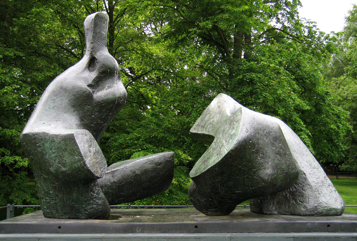 Godfrey Worsdale lecture on Henry Moore at Burgh House