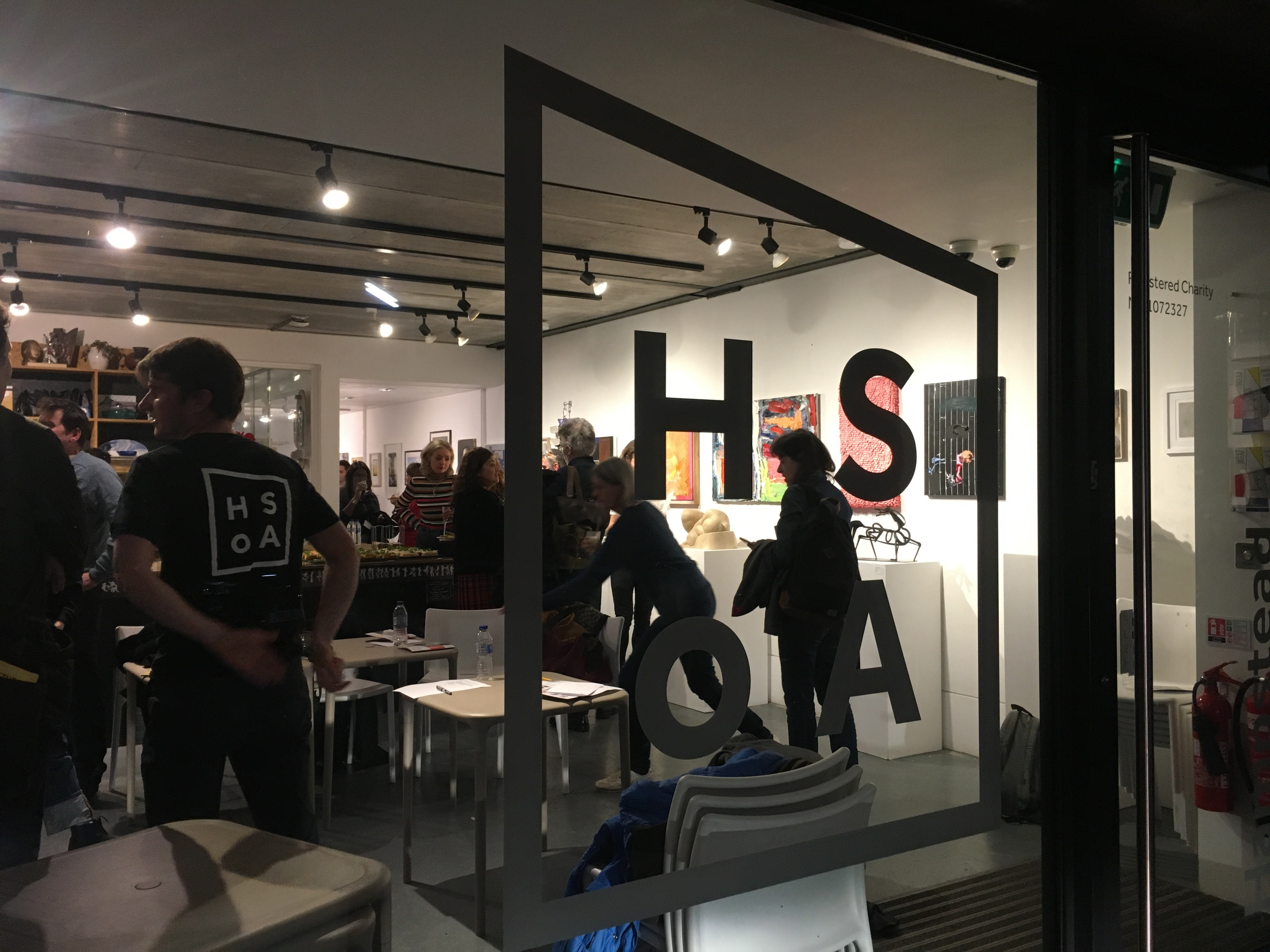 Free Lectures at Hampstead School of Art - Spring 2019