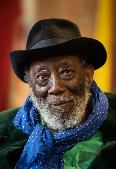 Artist Patron / Sir Frank Bowling in the New York Times