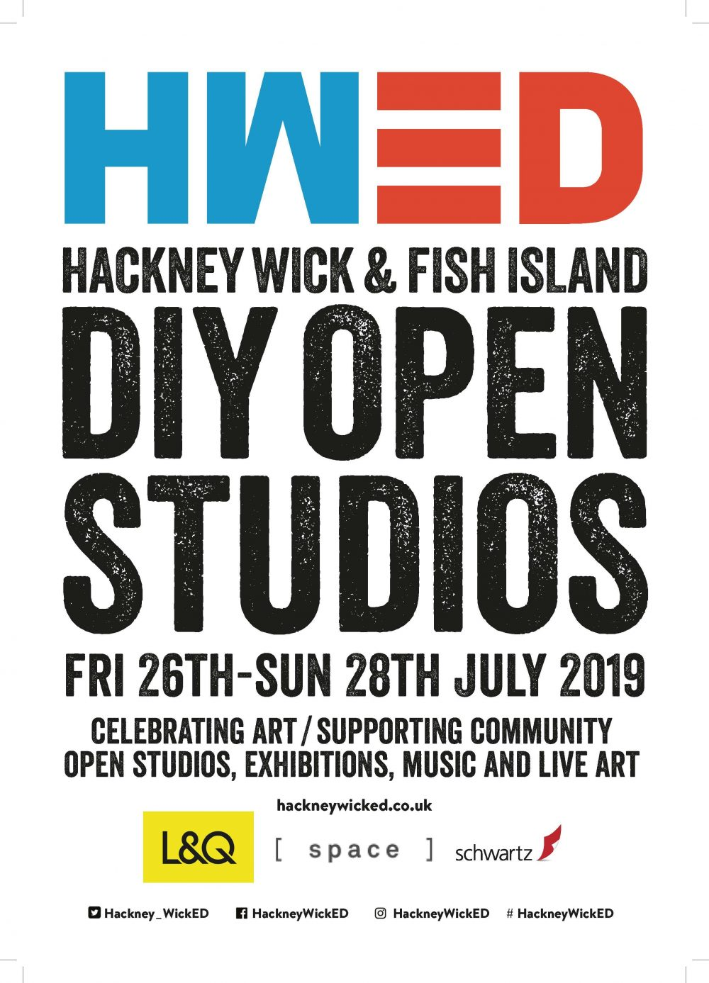 Hackney Wicked 2019 open studio lanu varvaro