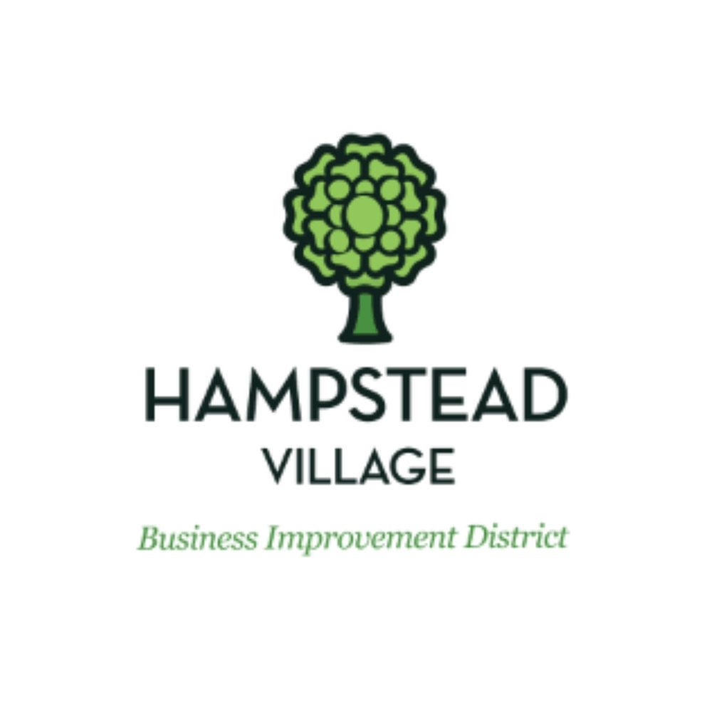 Hampstead village logo
