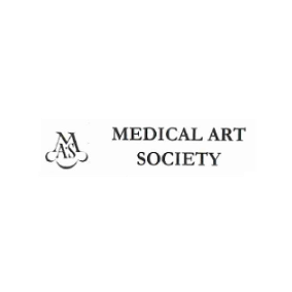 Medical art society logo