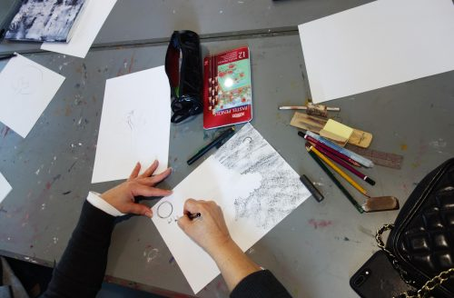 SUMMER TERM Drawing and Painting Laboratory