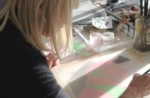 SUMMER TERM  Etching and Printmaking