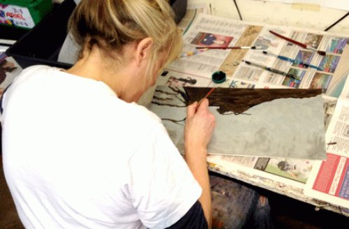 AUTUMN TERM  Etching and Printmaking