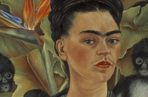 Create a Frida Kahlo - Cheese & Wine Painting Club with Ed Sumner