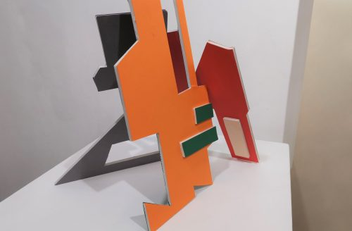 GCSE & A LEVEL HALF-TERM Week 1 - Architectonic Sculpture for Young Adults