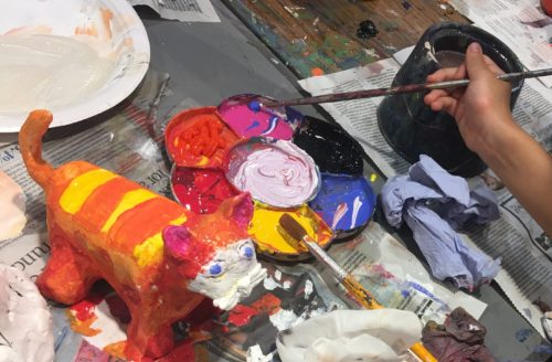 NEW COURSE THIS SEPTEMBER: Children's After School Art Club (Year 1+)