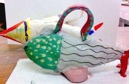SUMMER TERM Children's Drawing, Painting and Pottery (Years 1-4)