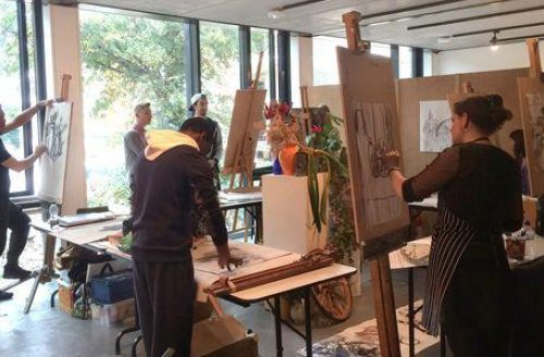 AUTUMN TERM Art Laboratory