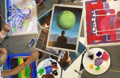 AUTUMN TERM Children's Painting and Drawing (Year 1-4)