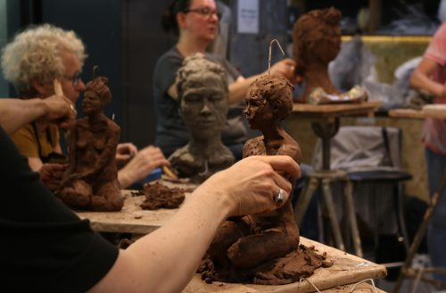 AUTUMN TERM Life and Portrait Sculpture