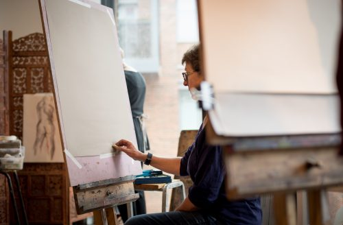 AUTUMN TERM Life Drawing and Painting